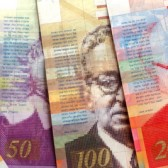 How are the competitions among the designers of banknotes held