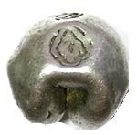 """Серебряная пуля. Таиланд. XIX век."