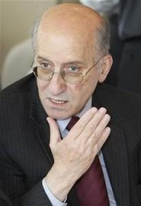 Управляющий ЦБ Ирака доктор Синан аль-Шибиби.