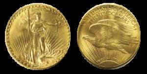 20 долларов 1933 года — самая дорогая монета в мире