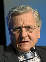 Председатель правления банка  Жан-Клод Трише
