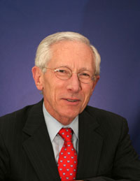 Управляющий Банка Стэнли Фишер