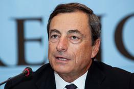 Управляющий ЦБ Италии Марио Драги