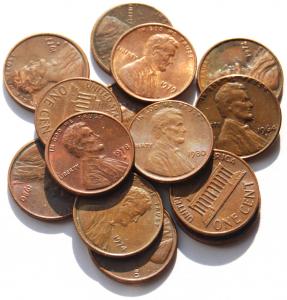 Монеты из коллекции Американского нумизматического сообщества