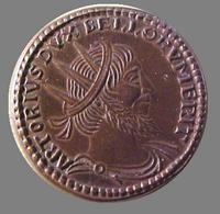 Монета короля Артура