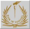 Эмблема Банка Танзании