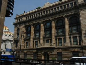 Центральный Банка Мексики