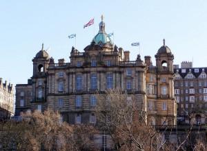 Банк Шотландии. Музей денег Эдинбурга
