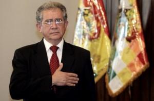 Президент: Марсело Сабалага Эстрада