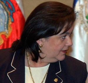 Президент банка: Мария Елена Мандрагон