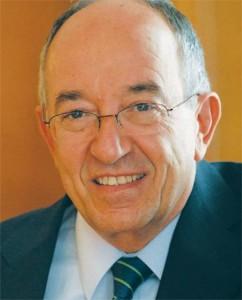 Президент Банка Испании Мигель Фернандес Ордоньес