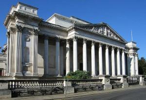 Фитвильямовский музей. Кембридж.