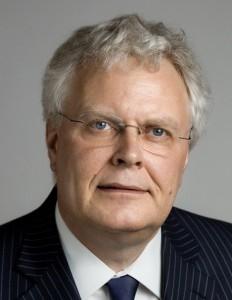 Президент Банка Дании Уго Фрей Дженсен