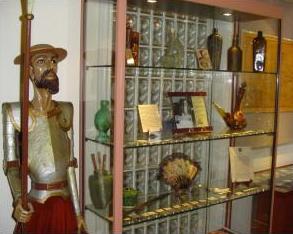 Нумизматический музей Арубы. У входа.