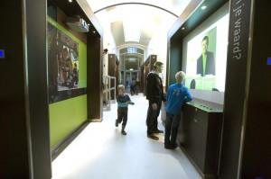 Музей денег Голландии. Среди экспонатов.