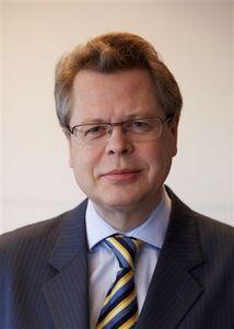 Управляющий Банка Исландии Мар Гудмундссон