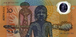 Первая полимерная банкнота Австралии