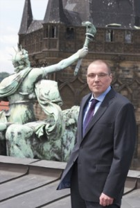 Губернатор Национального Банка Мирослав Зингер