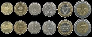 Монеты Центральный Банк Бахрейна