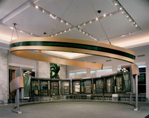 Музей денег в Атланте. Экспозиция.