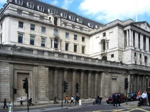 Здание Музея при банке Британии