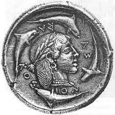 Монета из коллекции музея
