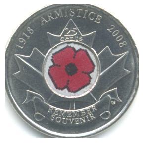Канадская SPY монета
