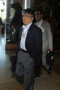 Президент Банка Кореи  Чунгсу Ким
