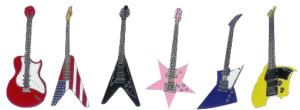 монеты - гитары Сомали