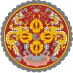 Герб Королевства Бутан