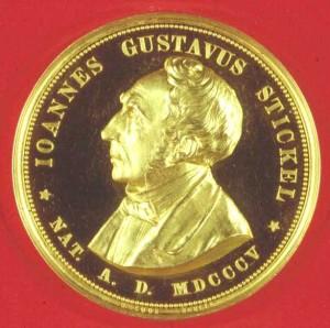 Кабинет восточных монет в Йене. Из коллекции фонда.