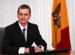 Президент Национального Банка Молдовии Дорин Дрэгуцану