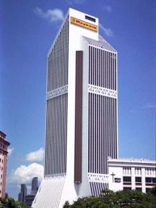 Банк Мэйбанк. Малайзия. Музей нумизматики на 1-м этаже