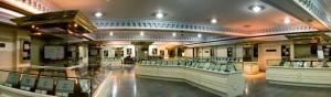 Национальная Библиотека и Музейный институт Малика. Интерьер.