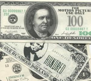 Деньги из кинофильмов. США.