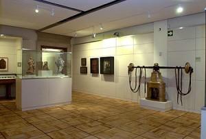 Экспозиционный зал музея