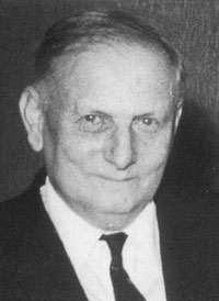 Первый управляющий Банка Израиля Давид Горовиц