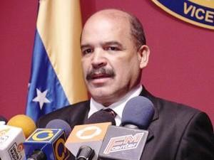 Президент ЦБ Венесуэлы Нельсон Хосе Мерентес Диас