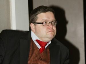 Президент Банка Литвы Витас Василяускас