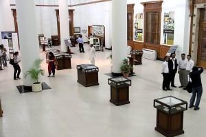 Музей денег в Пакистане. В одном из залов.