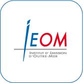 Эмблема.  Эмиссионный институт заморских территорий Франции