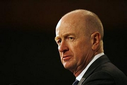 Председатель Правления Резервного Банка Австралии Гленн Стивенс