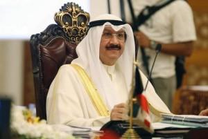 Председатель Банка Шейх Салем Абдулазиз Аль-Сабах