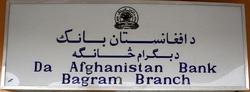 Банк Афганистана
