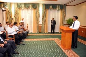 Совет Директоров ЦДКУ Республики Мальдивы