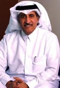 Управляющий банка шейх Абдулла бин-Мохаммед бин Сауд аль-Тани