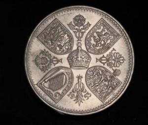 Монета из фонда музея