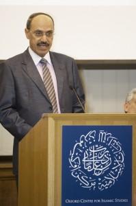 Управляющий Валютного Агентства Мухаммад ибн Сулейман Аль-Джазир