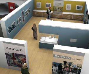 Бедфордский музей и Художественная галерея. Проект реконструкции.