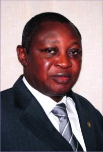 Президент банка Д-р Калеб М. Фунданга